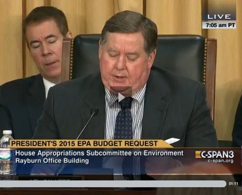 Ken Calvert 2015 EPA Budget