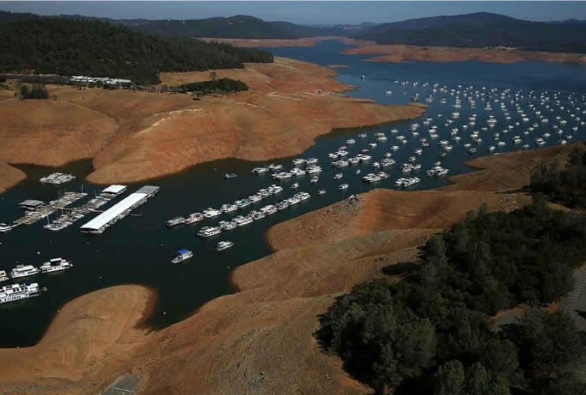 Bidwell Marina Image by Justin Sullivan:Getty Images