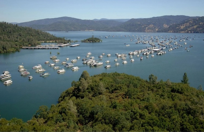 Bidwell Marina Image by Paul Hames:California
